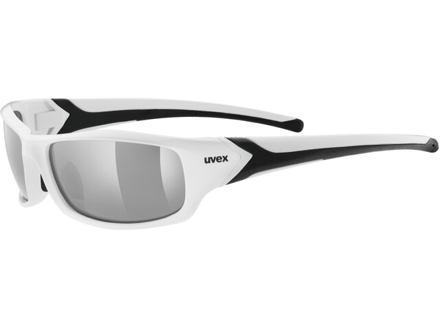 UVEX Sportstyle 211 Pola - Lunettes cyclisme - blanc